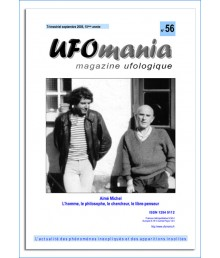 UFOmania N° 56 - septembre 2008
