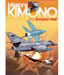 Cycle 2, tome 2: Scorpion noir
