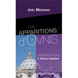 Les apparitions d'ovnis