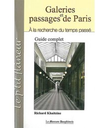 Galeries et passages de Paris